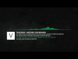[Glitch Hop] - Televisor - Break Loose (feat. Splitbreed) (Volant Remix)