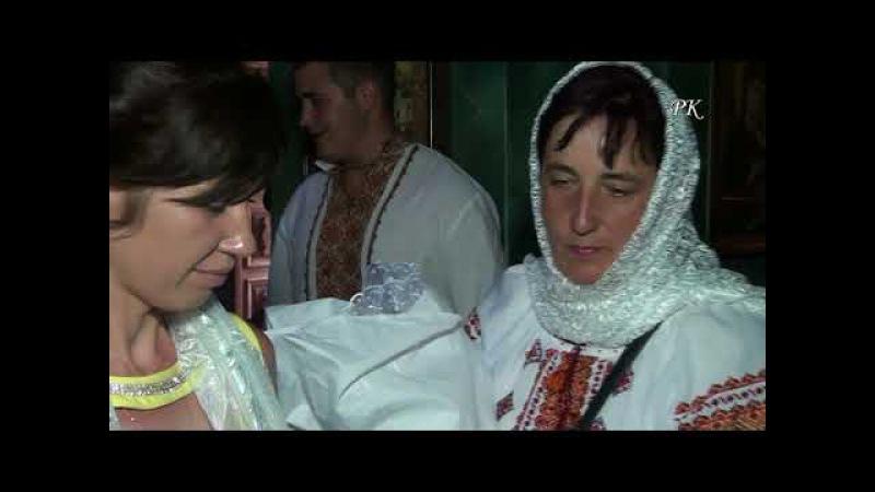 Кліп - Хрещення Василька - Clip - Baptism of Basil'ka
