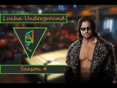 NWRHighlights | Lucha Underground | Season 4 Episode 9