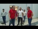 министр по делам молодежи Республики Татарстан Дамир Фаттахов ознакомился с ходом ремонта учреждения Дворец молодежи