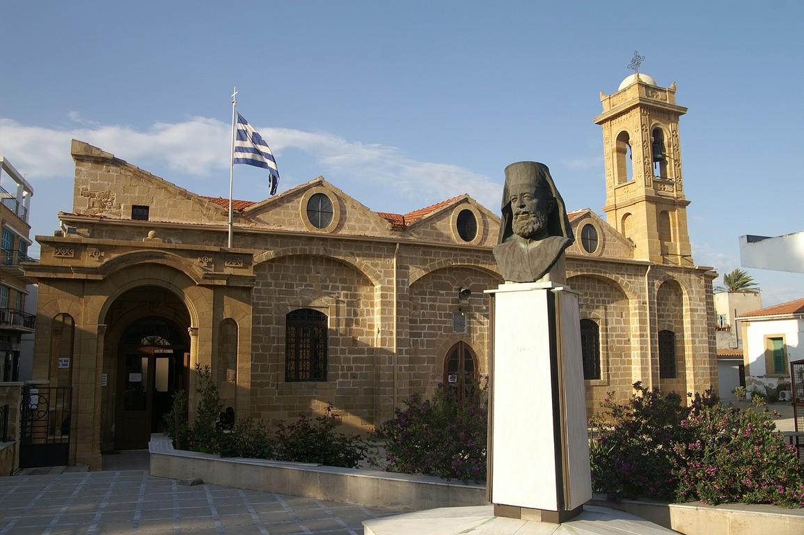 Fq6nq5wBxZg Никосия (Лефкосия) столица Кипра.