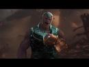 Война бесконечности безумный трейлер 2/AVENGERS INFINITY WAR Weird Trailer 2¦ FUNNY SPOOF PARODY by Aldo Jones