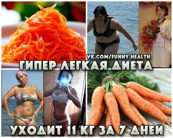 легкая диета как похудеть без страданий