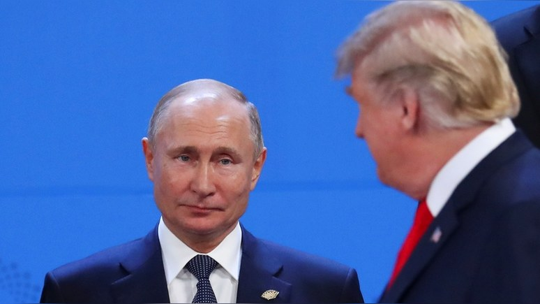 Foreign Policy: на саммите G20 Трамп упустил удачную возможность «приструнить» Путина