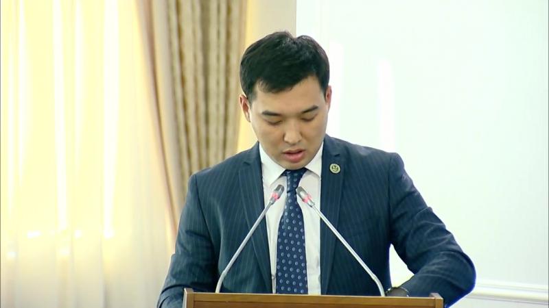Мемлекеттік қызмет көрсетулердің 80% ын электронды форматқа көшіру туралы А Оспанов