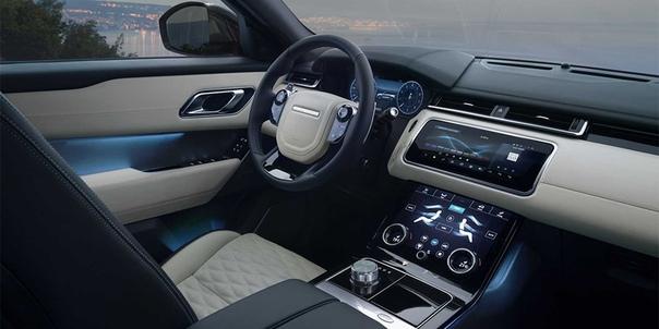 ange Rover представил самый мощный и быстрый Velar. Марка Land Rover представила самую мощную и быструю модификацию кроссовера Velar нового поколения, которая была разработана подразделением