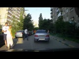 DASH CAM HD : Husband Comes Home Early And Catches Wife Cheating Fight Ensures