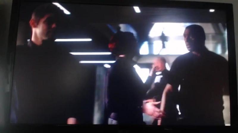 Supergirl Deleted scene - (1)