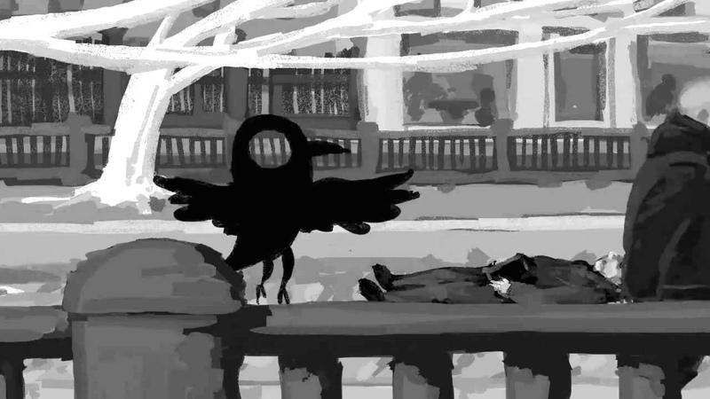 Анимационный ролик в поддержку журнала Опустошитель