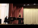 Коростелёва Ксения Дж.Верди Песня Оскара из оперы Бал-маскарад