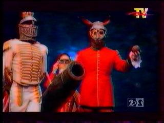 BIZ-TV Лучший Клип Дня( 2х2, апрель 1995)