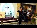 Крещенские вечера.Орган,клавесин,флейта,сопрано.С-Петербург,Собор Святого Архангела Михаила.