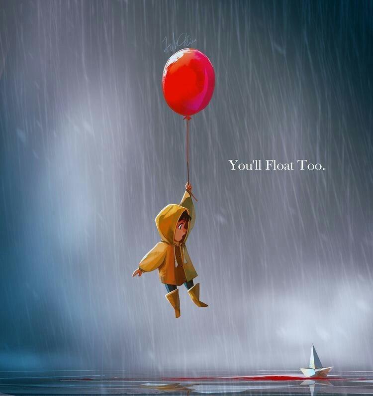 Ты тоже будешь летать....