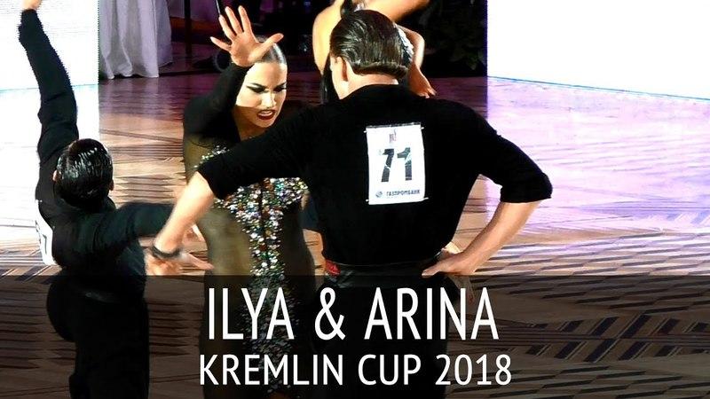 Ilya Sizov Arina Voloshina | PasoDoble | 2018 Kremlin Cup Amateur Latin - Final