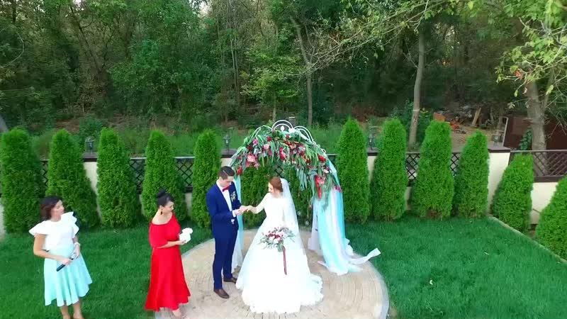 Свадьба прекрасной пары