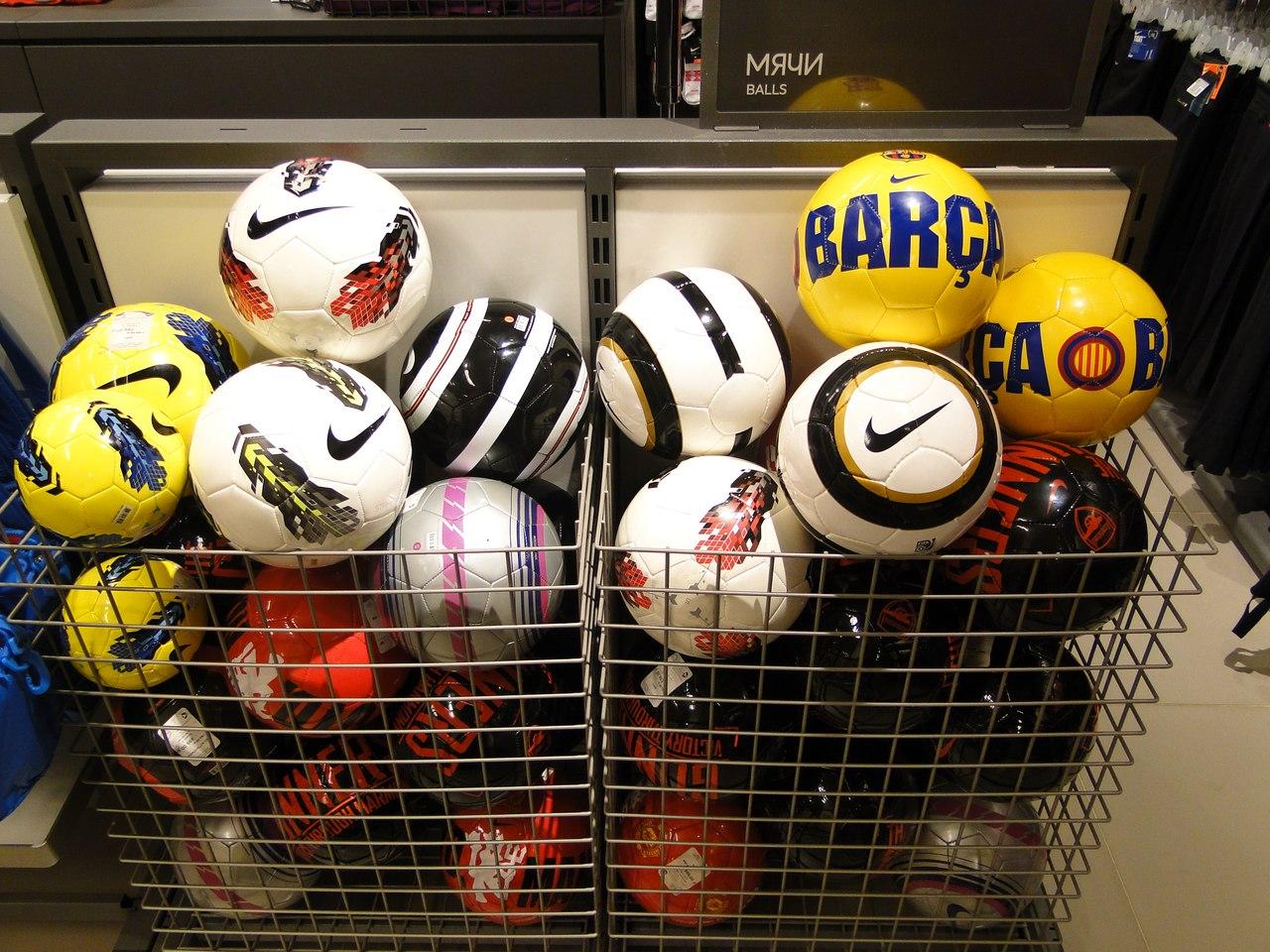 Купить мячи Nike