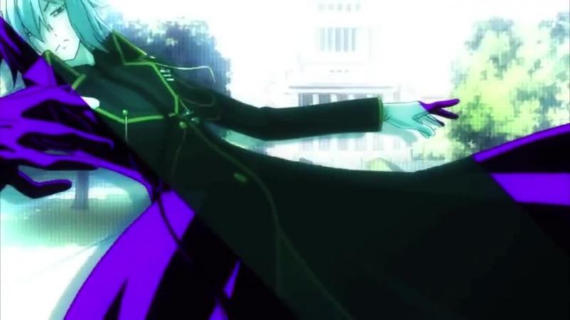 Devil Survivor 2 Анимация Наследник Дьявола 2 опенинг