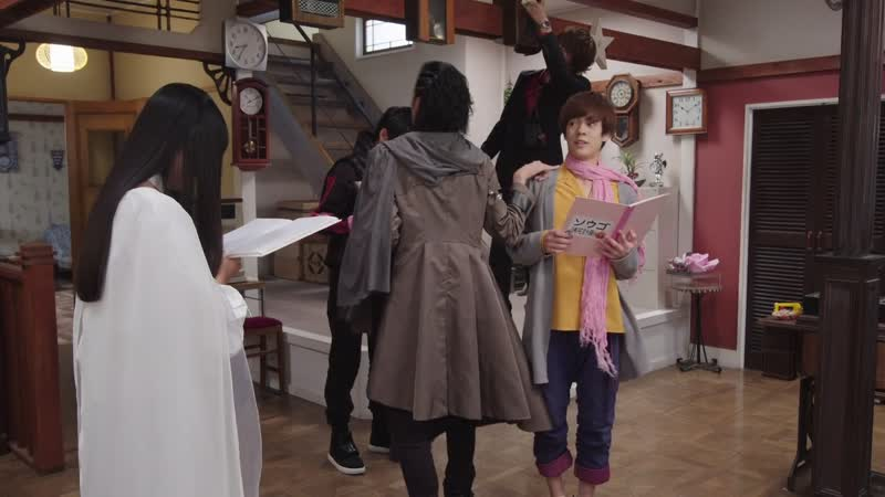 Kamen Rider Zi-O - Episode 14.5 [RAW]