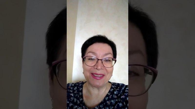 Отзыв Ахтямовой Зухры о коучинге Олеси Матёровой