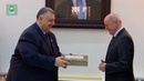 Сирия ФАН публикует видео встречи главы парламента с делегацией из Словакии