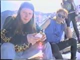 Коррозия металла и Алиса. Гастроли в Алматы. 1994 год. Часть-2