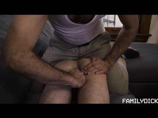 Familydick - dads man cave - chapter 2 - a special massage (uhd)