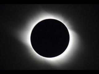 Красивое солнечное затмение увидели жители Австралии