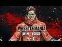 ALL OF ULTIMATE WARRIOR WRESTLEMANIA WIN LOSS