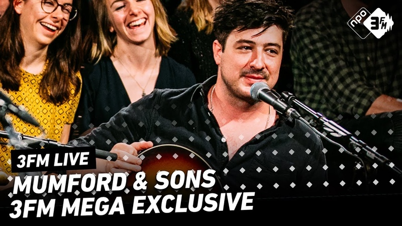 Mumford Sons live met 'Guiding Light', 'Only Love', 'Woman' meer | 3FM Live | 3FM