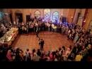 СУПЕР ЧЕЧЕНСКАЯ ЛЕЗГИНКА Элина Дагаева танцует на свадьбе