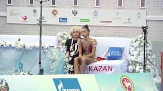 Дина Аверина - 4 - кратная чемпионка финалов WCC-Kazan 2018