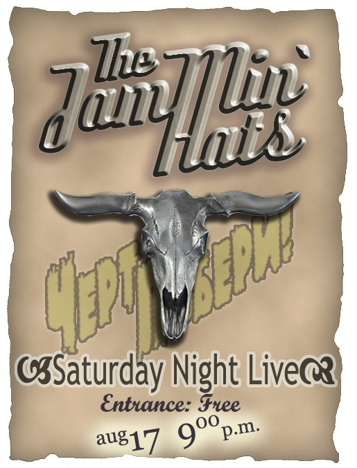 17.08 Saturday Night Live with The JamMin' Hats