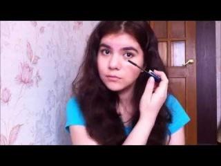 Мой повседневный макияж / My everyday makeup routine