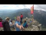 Пик Люви. 2134м над уровнем моря. АРШАН