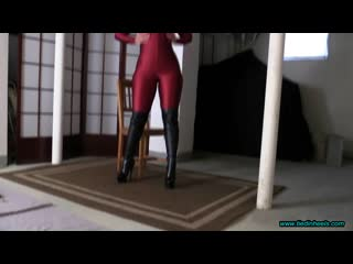 Enchantress-sahrye-red-catsuit-otk-boots-hh-2019-hd-mp4