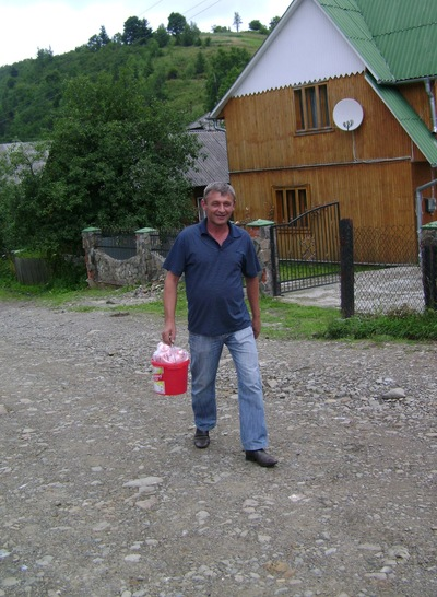 Михайло Хомут, 12 января , Львов, id212204340