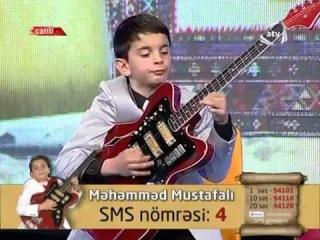 Məhəmməd Mustafalı-Yurdum. Tanıdım səni. ATV. 30.03.2012