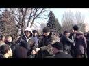 Постреволюционные волнения в Дружковке 23 02 2014