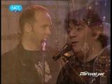 Σταρόβας - Λέει τραγούδι του Κ. Μακεδόνα σε ρώσικα, &#9