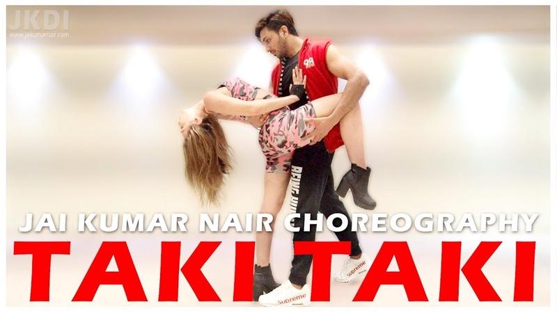 Taki Taki ft Selena Gomez Ozuna Cardi B Choreography Jai Kumar Nair Ft Elena Holy C