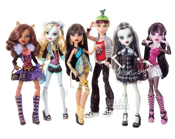 High монстер хай куклы updated the community photo