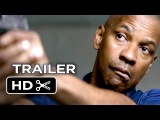 Великий уравнитель . The Equalizer Official Trailer #1 (2014) - Denzel Washington Movie HD