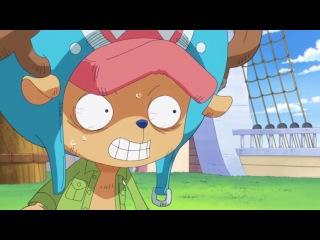 One Piece 778 русская озвучка OVERLORDS / Ван Пис - 778 серия
