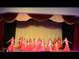 Матрёшки мои)))) ОТчётный концерт швт Жасмин. 2015 год