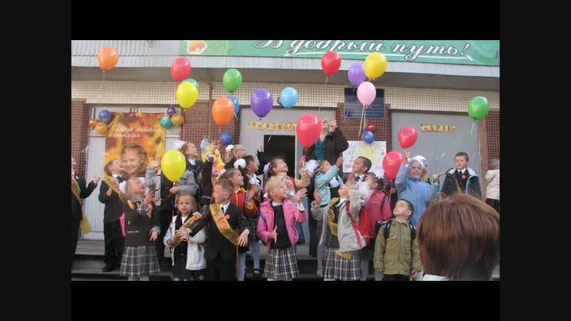 Выпускной 4в 2014 588 школа