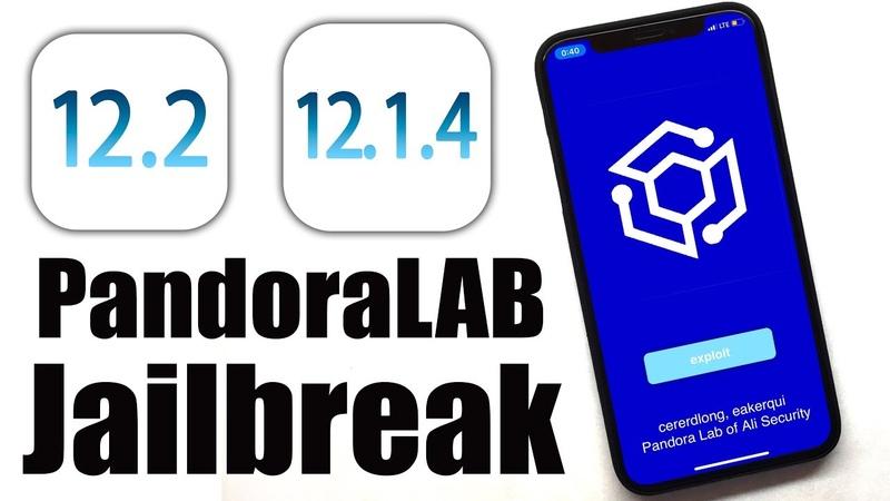 How to Jailbreak iOS 12.2 Full iOS 12 - 12.1.4 - 12.3 beta 3 [Pandora JB Tutorial]