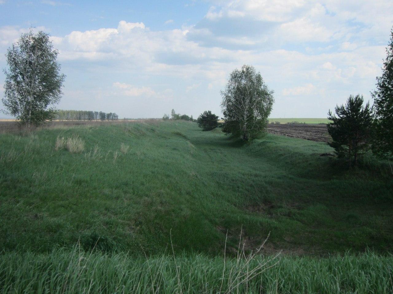 Древние знали толк в фортификации! (03.07.2014)