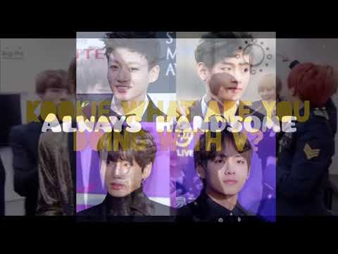 VKOOK IS REAL? (BTS V and Jungkook)