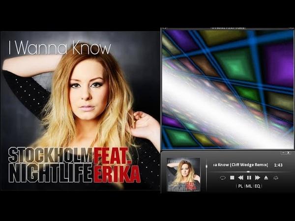 Stockholm Nightlife feat Erika I Wanna Know New Euro Disco