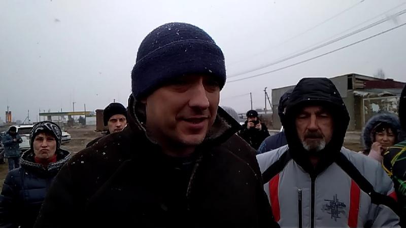 В Приволжском районе дачники провели сход, что бы достучаться до власти